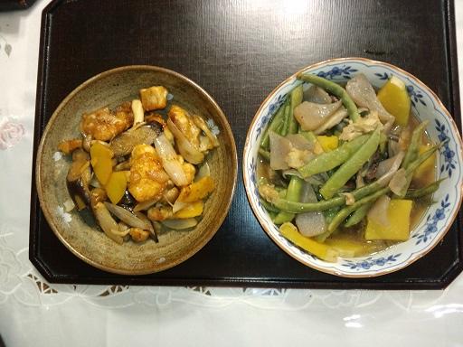 20140717_かぼちゃ料理