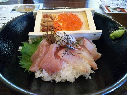 海鮮丼30