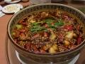 カエルの超辛オイル煮