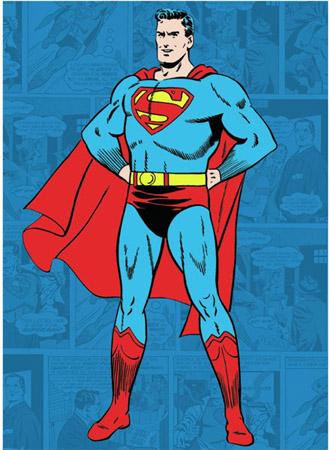 アメコミヒーローの代名詞スーパーマン