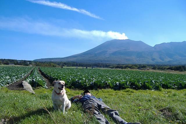 6 2006.10 浅間山