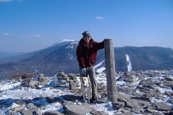 15 2007.11 湯の丸山