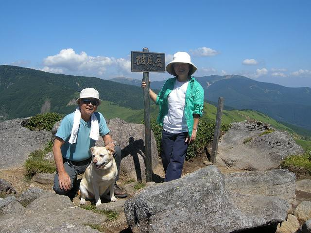 23 2009.8 破風岳