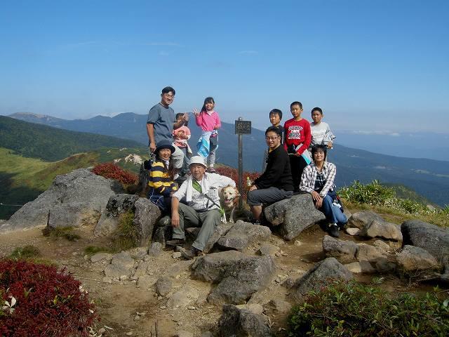 29 2009.9 破風岳