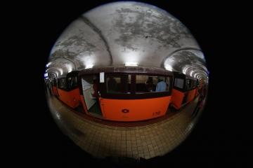 9 黒部上部鉄道客車