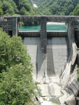 12 仙人谷ダム