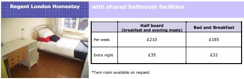 regent accommodation 1