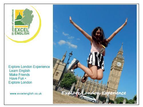 Excel London explore00001