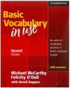 Basic Vocabulary Cambridge