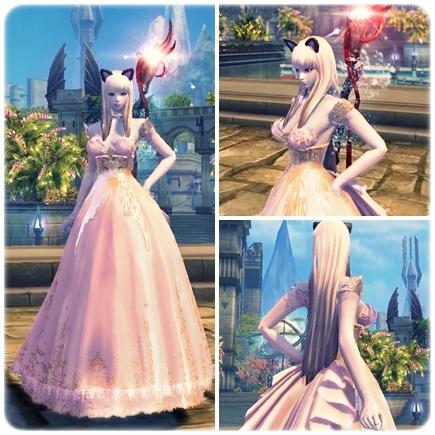 ドレスドレス~♪