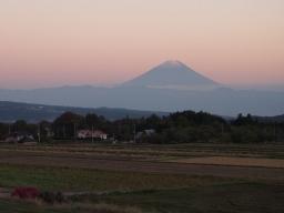 富士山from北杜市長坂-OMD01189
