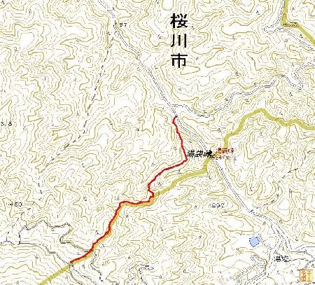筑波山ルート