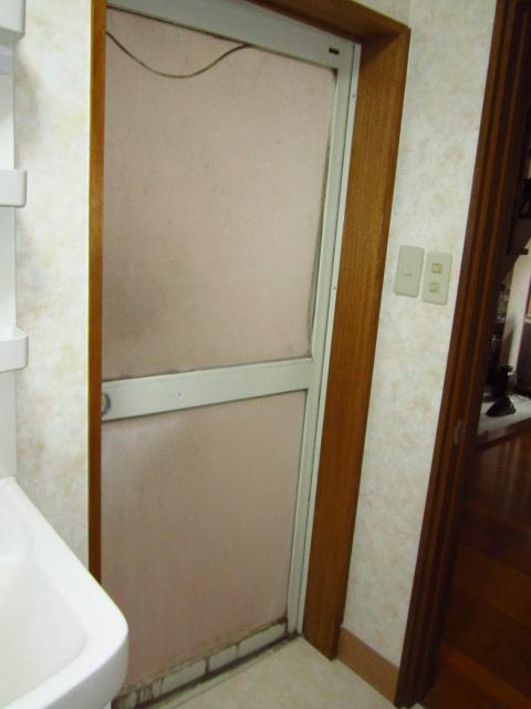 風呂のドア交換しました - 千葉 ...