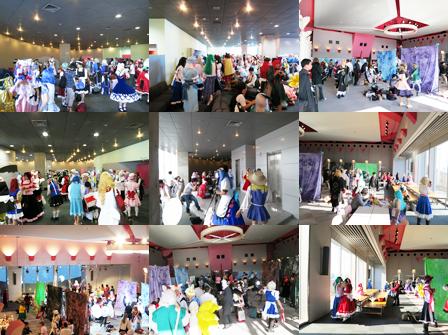 東方仮装祭にボカロ&艦これを加えたコスプレイベントが3月9日に開催!