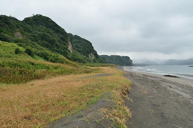 貴重な海浜環境