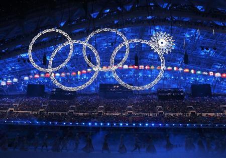 ソチ五輪 開幕式