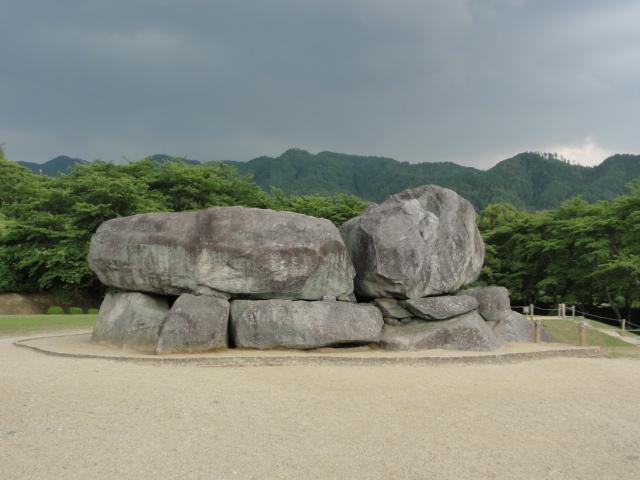 2014年6月8日 奈良飛鳥 石舞台古墳