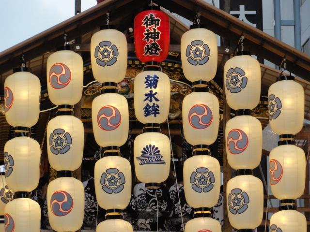 2014年7月13日 祇園祭 菊水鉾1