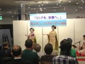 140531地下鉄の日-2舞妓踊り