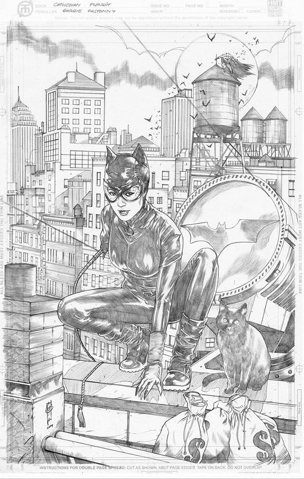 Garrie Catwoman full