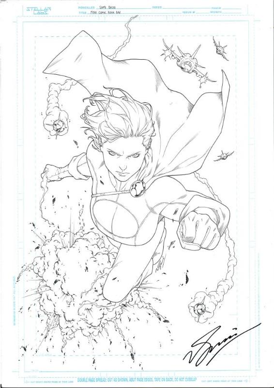Sami powergirl
