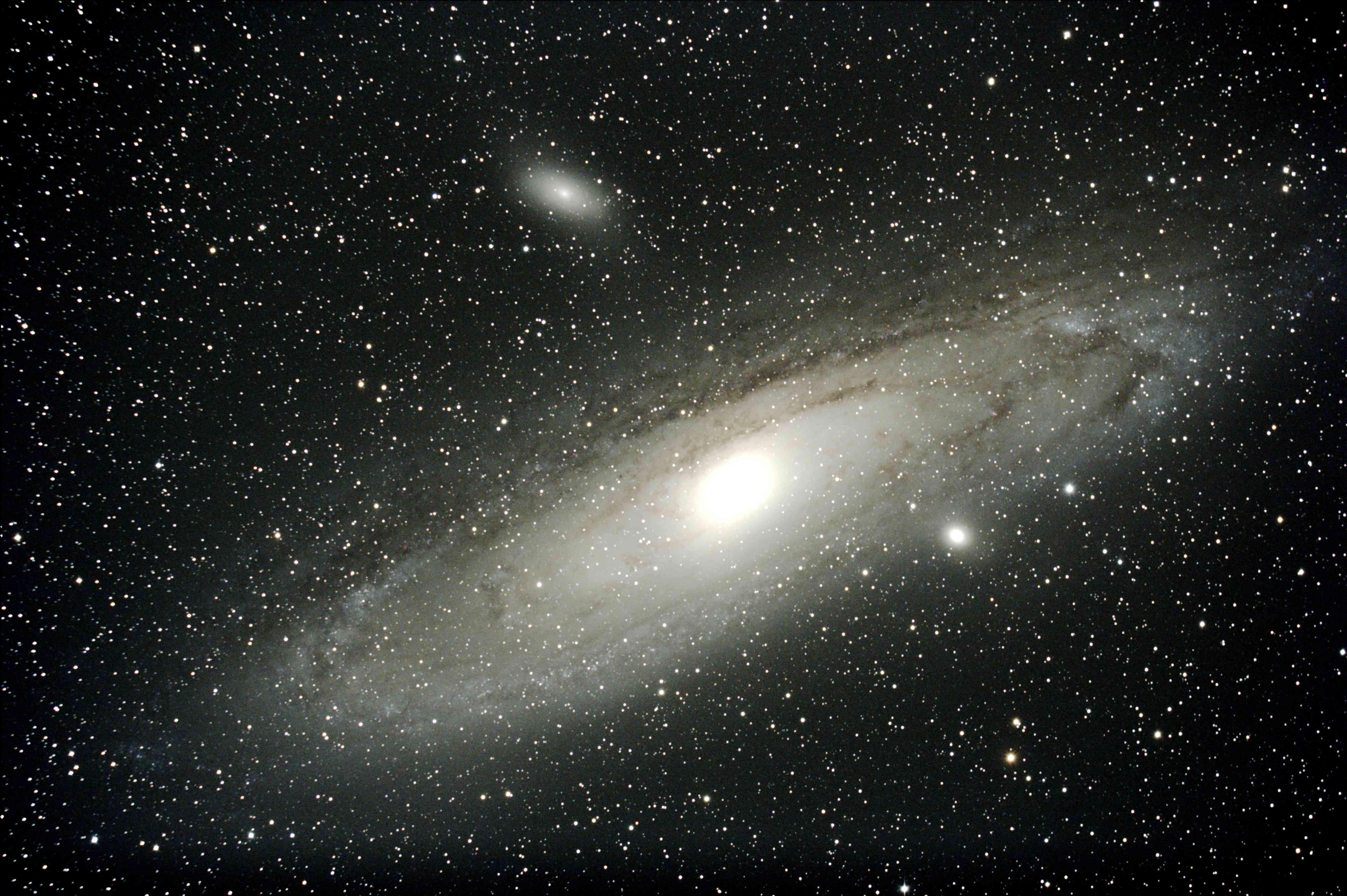 アンドロメダ銀河 M31