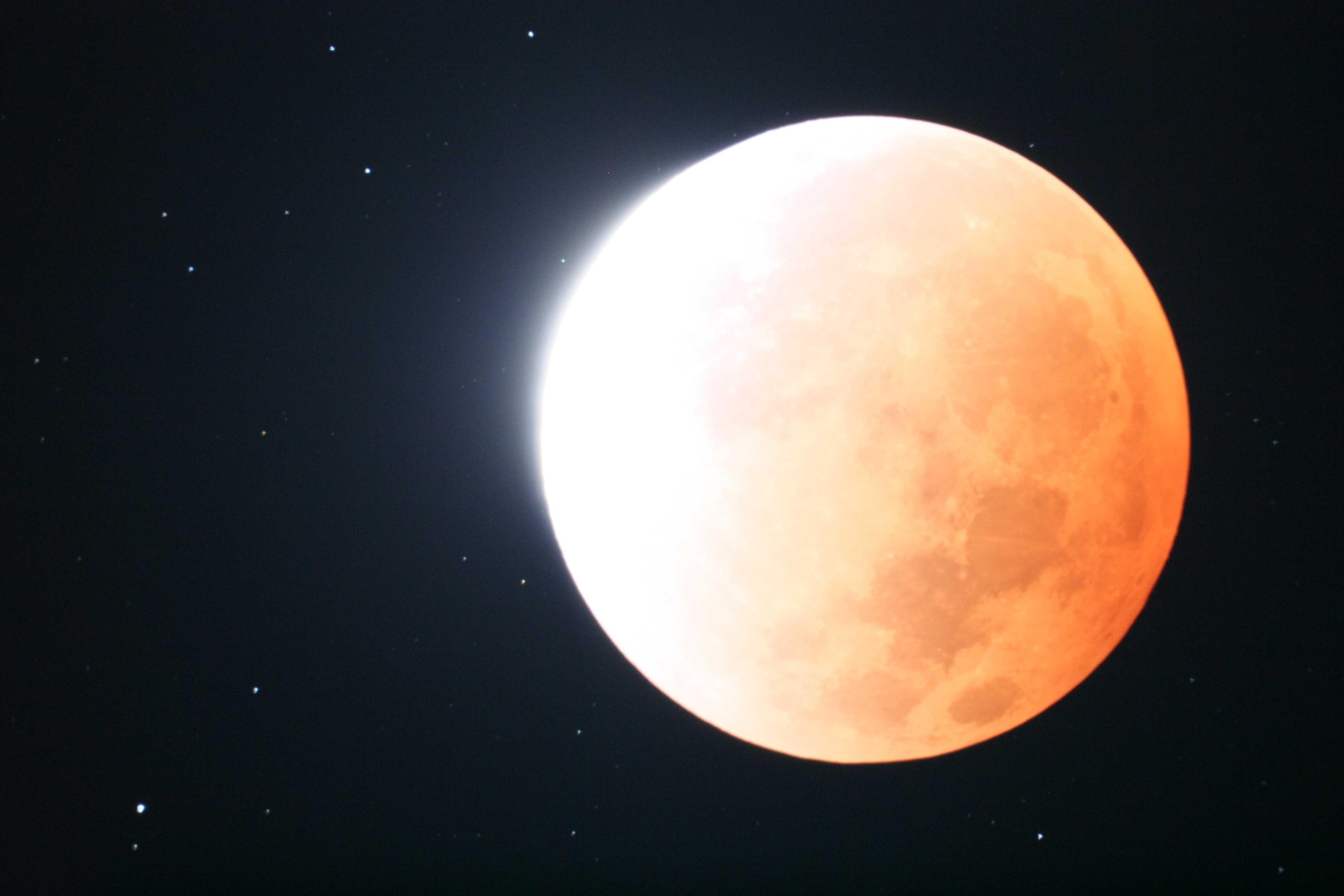2010年12月皆既月食