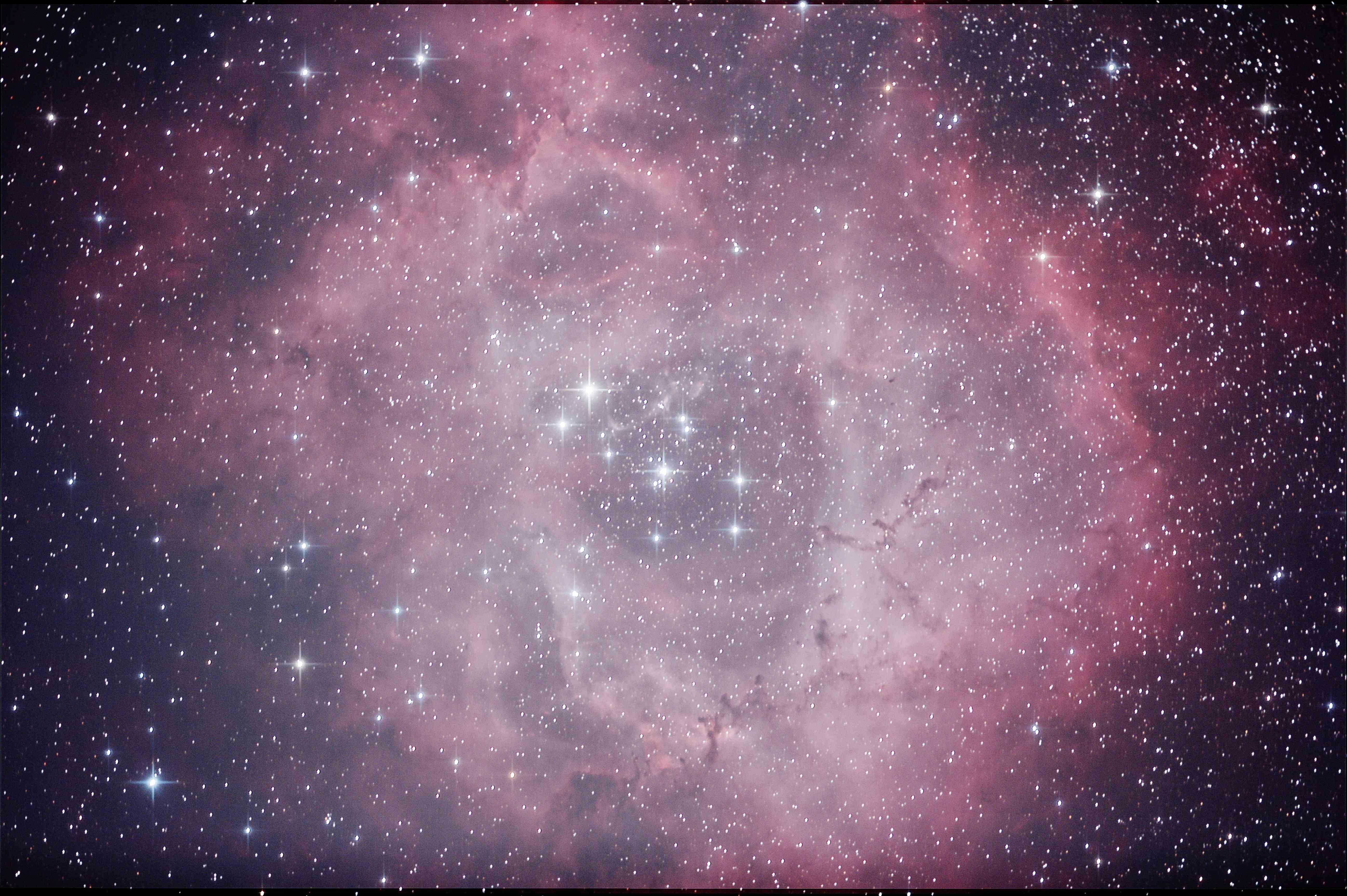 バラ星雲3回目のトライ③