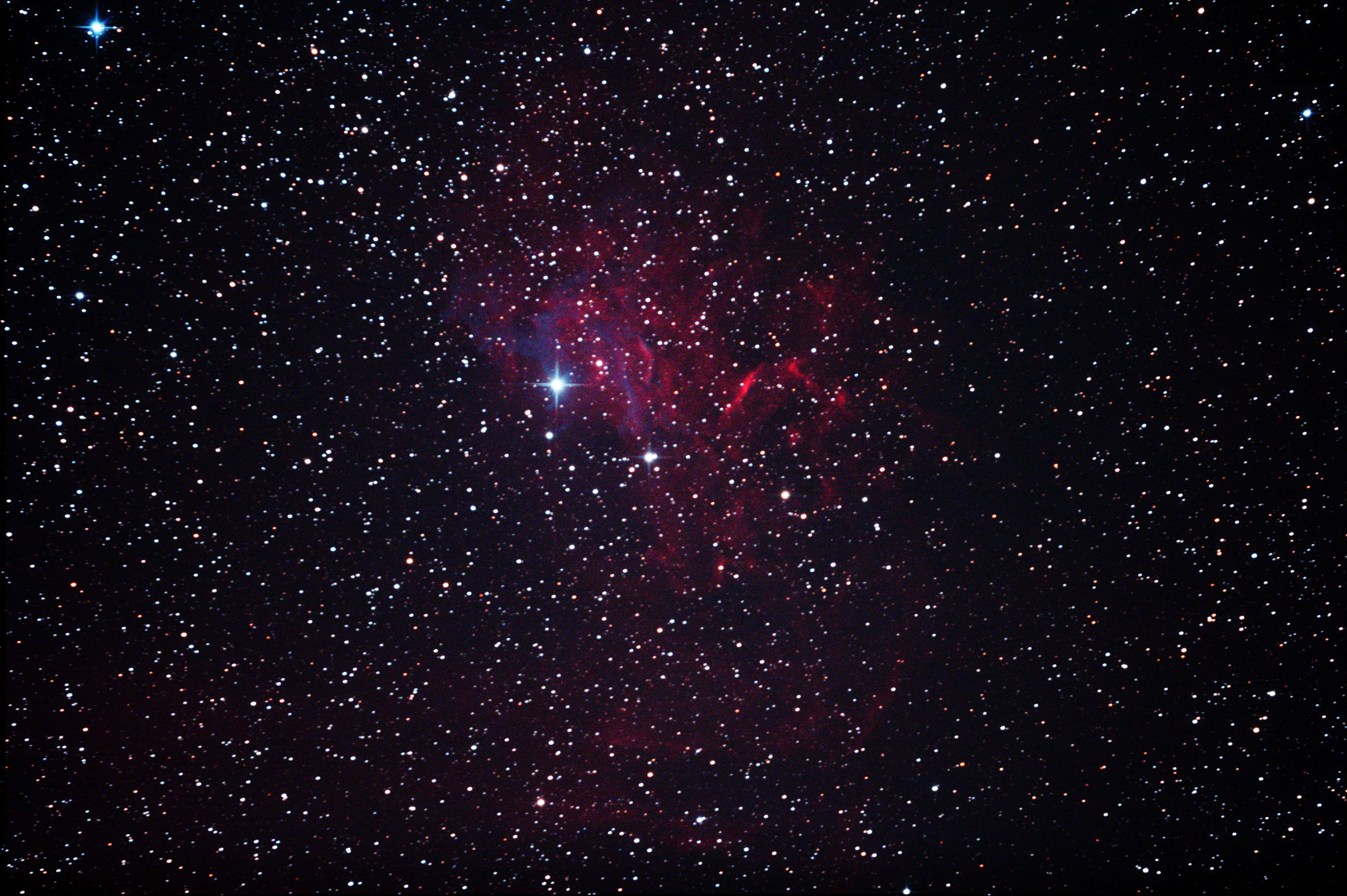 まが玉星雲