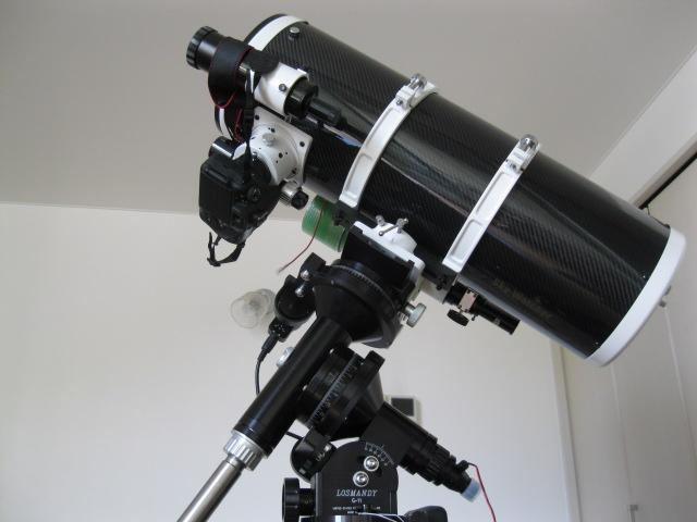 CFP200(BKP200のカーボン鏡筒仕様)