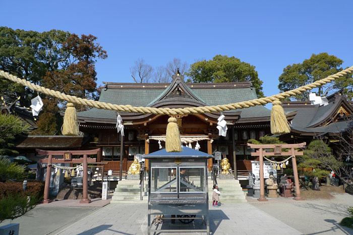 田村神社  讃岐国一宮  31