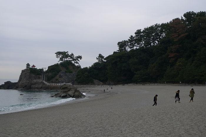 高知県 桂浜 坂本龍馬     3