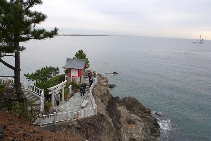 桂浜   海神神社 2013 8