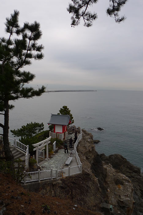 桂浜   海神神社 2013 9