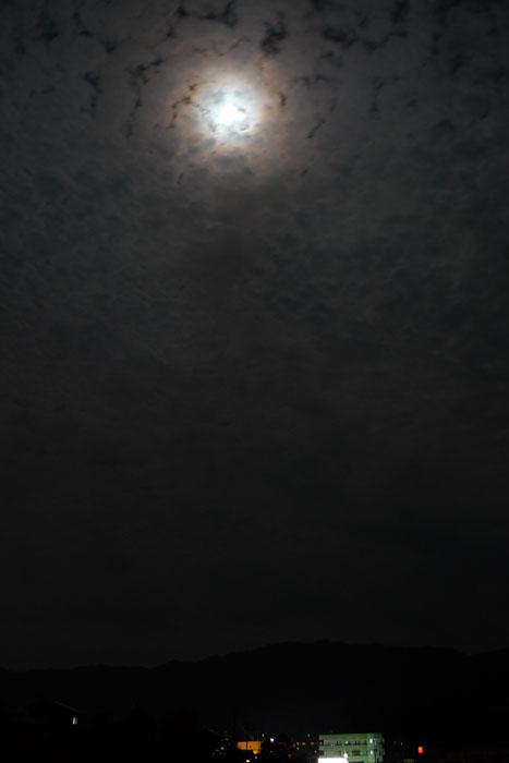中秋の名月 と 十五夜 2014 1