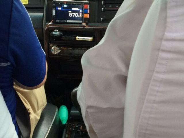 福岡のタクシー