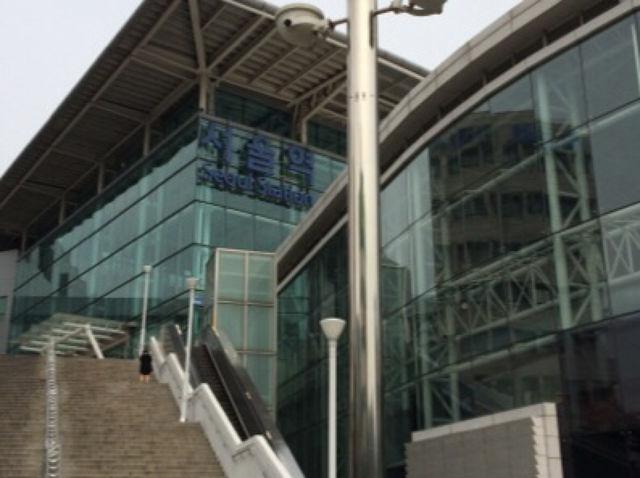 ソウル駅③