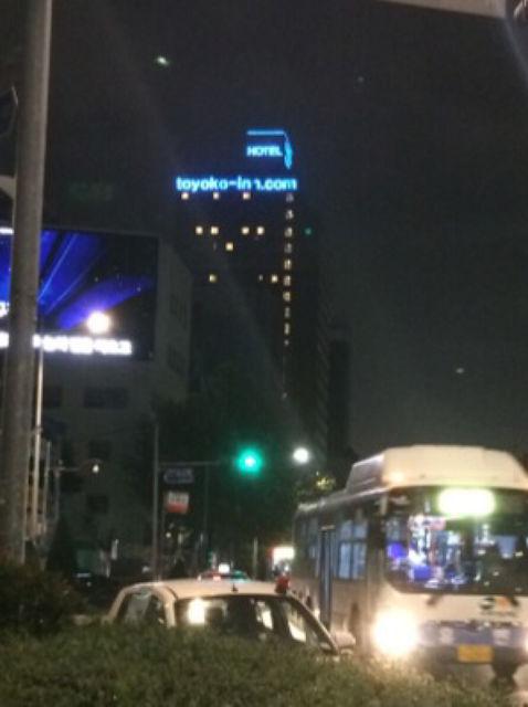 東横イン釜山2
