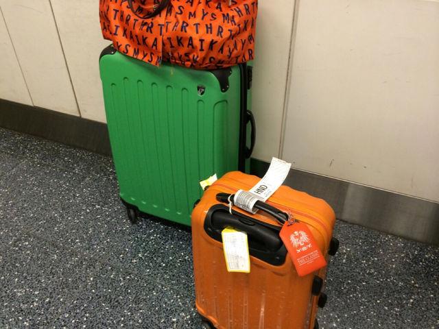 スーツケース②