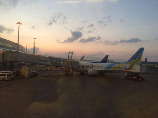 千歳空港⑧