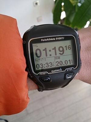 20km結果