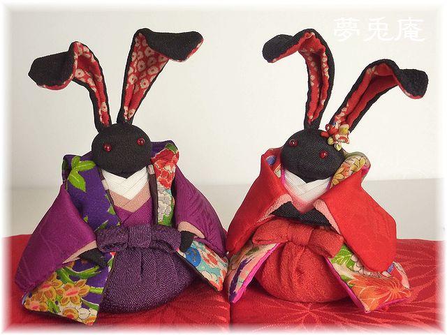 黒ウサギ雛 (3)