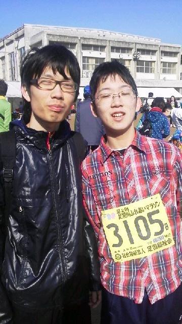 足羽川マラソン⑤