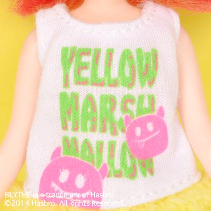 Yellow Marsh Mallow 05 credit