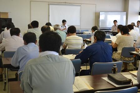 14年度盛岡市建設業協同組合研修会①