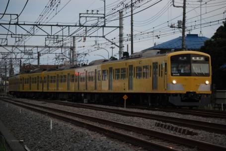 3005F新所沢行き