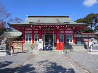 日和山の神社 (1)