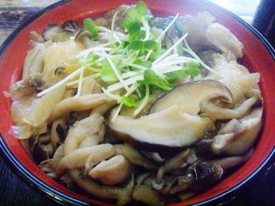 牡蠣丼 (1)