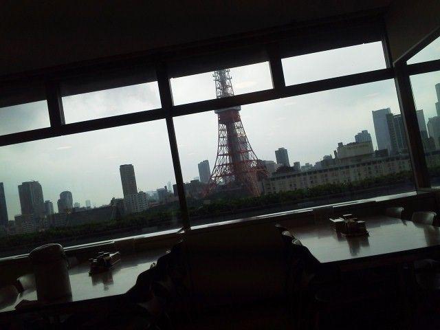 港区役所食堂東京