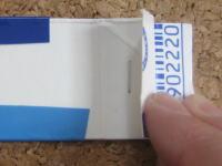 牛乳パックのペチペチくん  作り方6